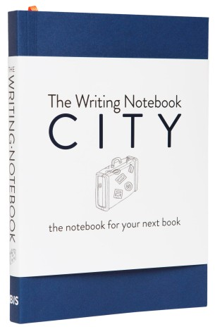 The Writing Notebook, City by Shaun Levin