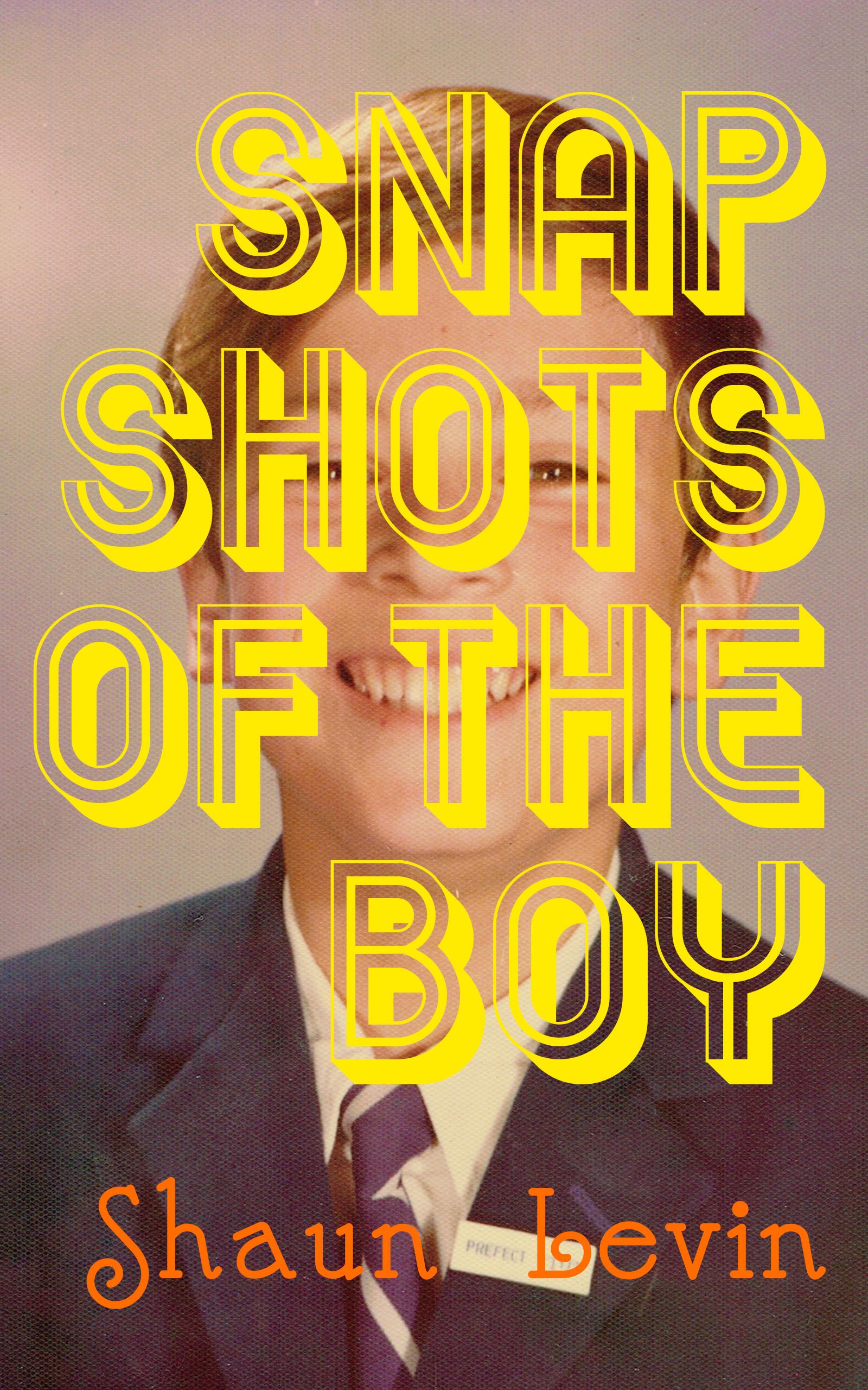 Snapshots eBook cover